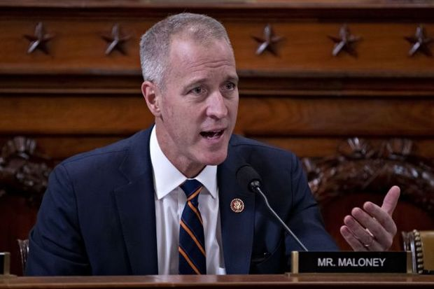 Democratic Congressional Campaign Committee chair Sean Patrick Maloney