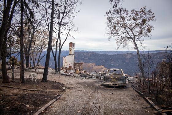 PG&E Chose Not to Cut Power as Winds Raged Before Fatal Fire