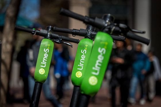 Scooter Startups Lime and Bird Seek More Funding
