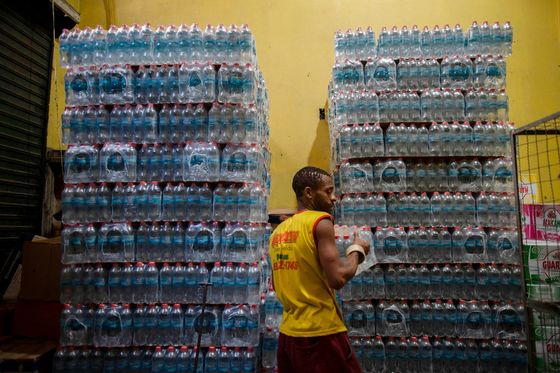 Rio's Dirty, Foul-Smelling Water Renews Privatization Push