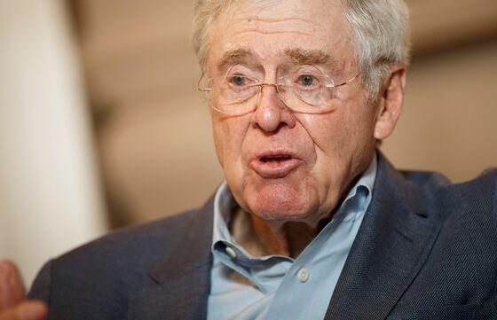 Koch Network to Run $5 Million U.S. Senate Campaign Ad Barrage