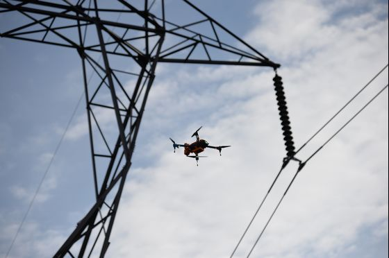 Drone Army Is Ready to Swoop in for Florence Power Recovery