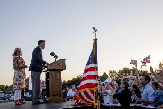 Mitt Romney Wins Republican Senate Primary in Utah