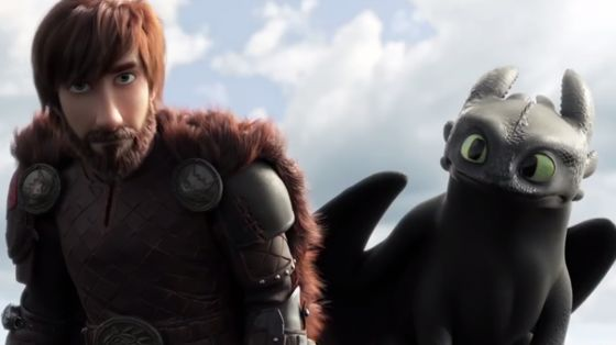 'How to Train Your Dragon' Delivers Win for DreamWorks