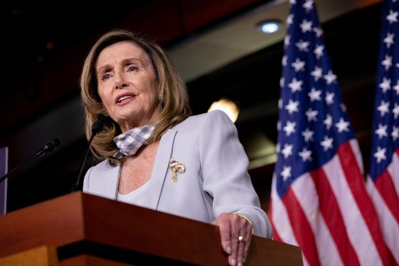 Pelosi Calls House Back to Address Postal Service Crisis