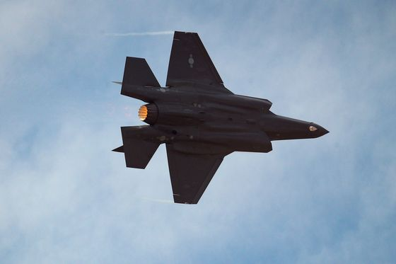 Lockheed to Get $34 Billion for F-35 as Pentagon Announces Award