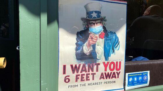 Newsom Touts Vaccine Gains as California Deaths Near U.S High