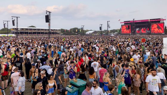 Chicago Says Lollapalooza Shows No Sign of Superspreader Event