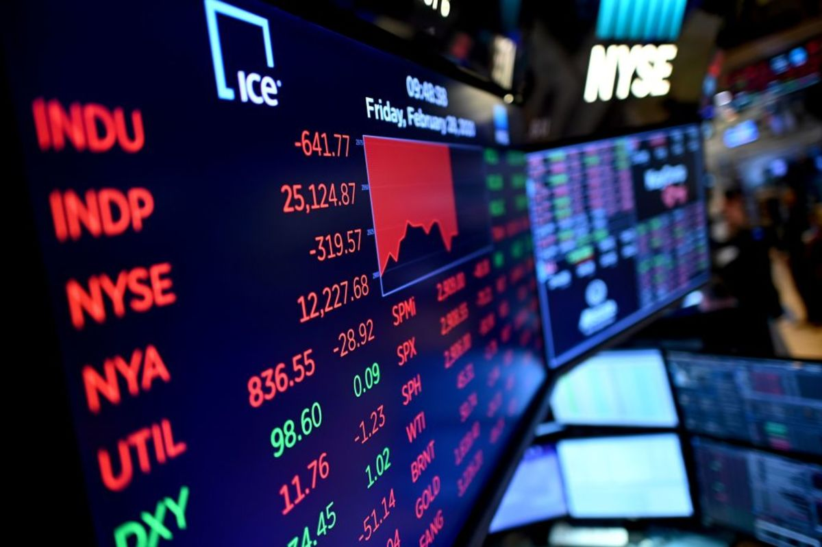 Markets Are in Crisis, Not the Financial System