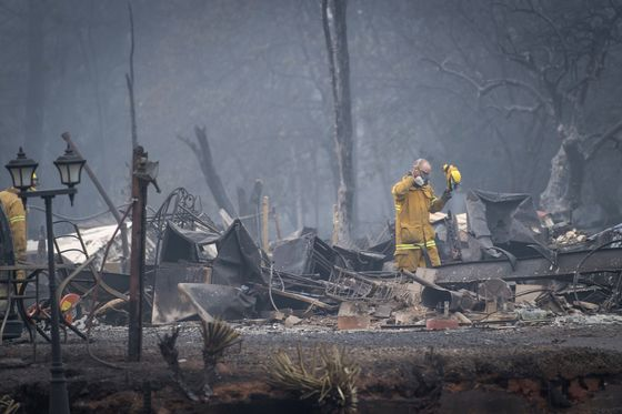 The Spark That Burned Down a Utility: The Decline and Fall of PG&E