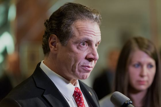Gaffe Aside, New York's Cuomo Rides High in His Bid for Re-Election