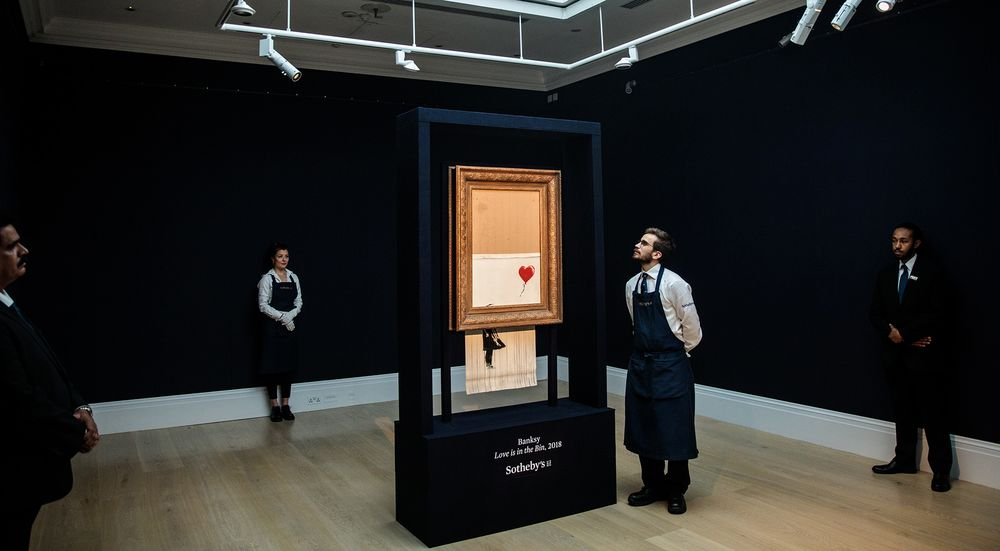 How Auction Guarantees Are Changing The World Of Art