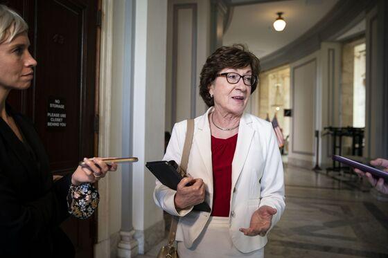 Republicans Warn Schumer on Infrastructure Deal Deadline