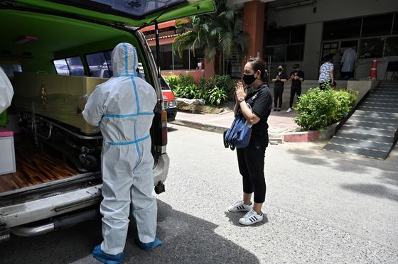 U.S. Cases at Six-Month High; Asia Spread Worsens: Virus Update