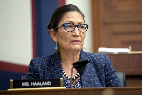 Interior Pick Haaland Draws GOP Ire With Fracking Opposition
