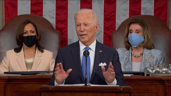 Biden Dares Democrats to Shift Tax Burden to Wealthy Americans