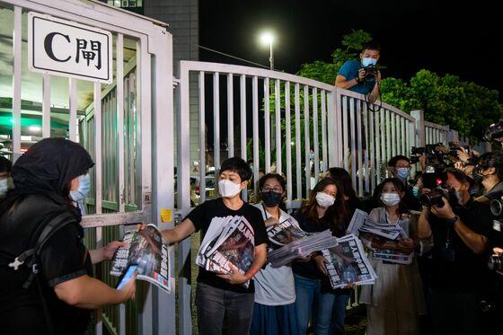 Lawmakers Urge Biden to Address 'Assault' on Hong Kong Democracy