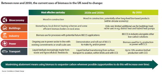 U.K. Told to Scrutinize Biomass Use by Power Industry