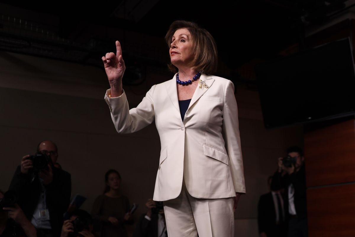 Pelosi Shouldn't Rush Impeachment