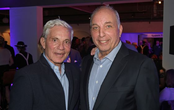 Billionaire Reuben Brothers Pop Up in Global Art Scandal