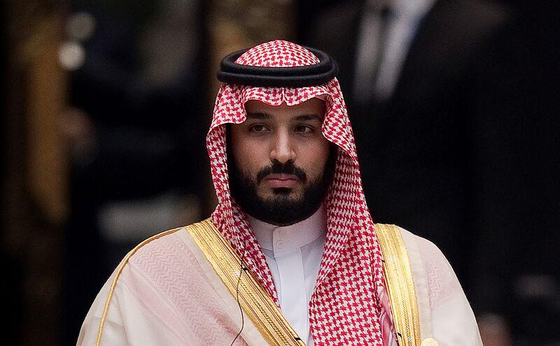 Prince Mohammed bin Salman GETTY Sottotitoli