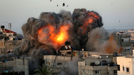 Israel-Gaza Diplomacy Wavers as Netanyahu Says He's Not Done