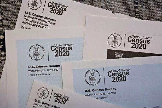 U.S. Census 2020 invitations
