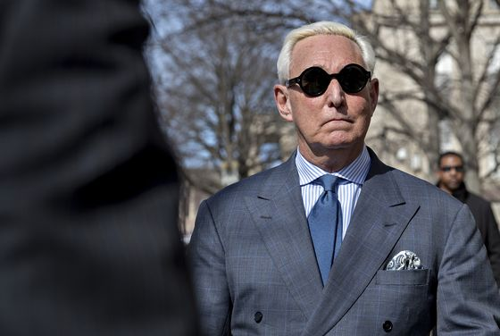 Roger Stone Should Go to Prison During Pandemic, U.S. Says in Reversal