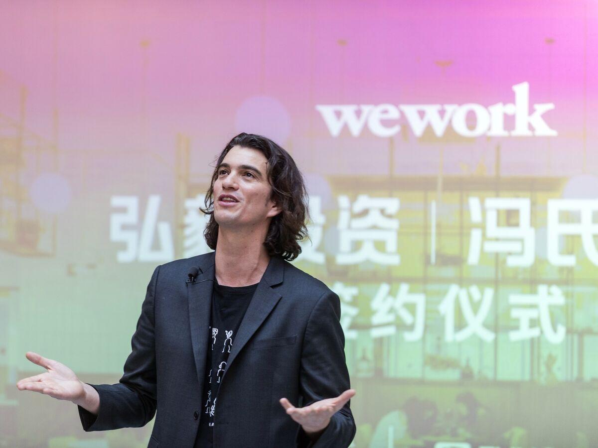 WeWork's Adam Neumann Wasn't Very Good at M&A