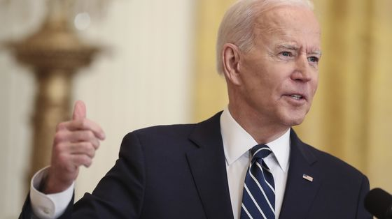 Biden Boosts Health, Education in $1.52 Trillion Budget Ask