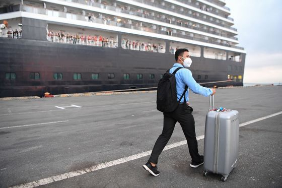 No One Wants to Be Stuck on the Next Virus-Hit Cruise