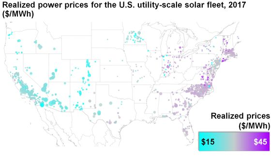 Solar Is Worth More on Long Island Than Anywhere Else in U.S.