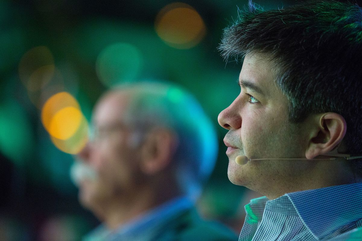 Kalanick's Ouster Shows Founder Control Doesn't Mean Job Security