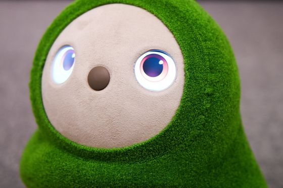 This New Japanese Robot Is Designed to Hack Your Emotion