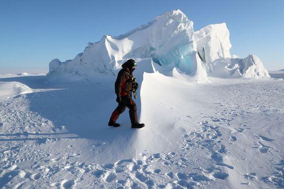 How Melting Arctic Sea Ice Caused $90 Billion Texas Freeze