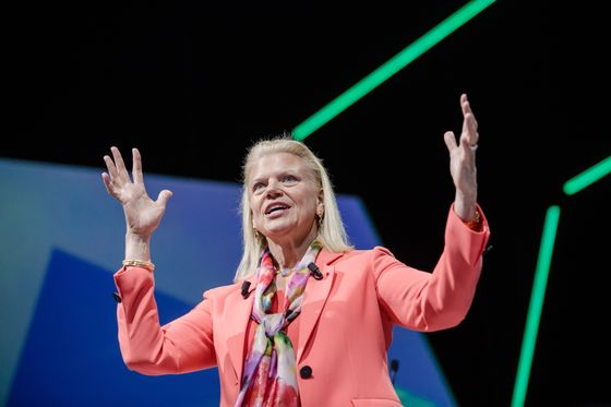 IBM's Rometty Stakes Legacy on Risky $33 Billion Red Hat Deal