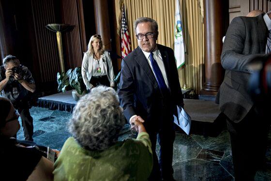 Post-Pruitt Pragmatism on Display as EPA Chief Alters Course