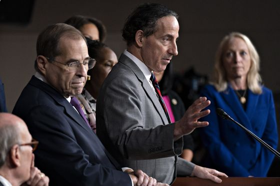 House Democrats Bolster Impeachment Probe Amid Debate Over Speed