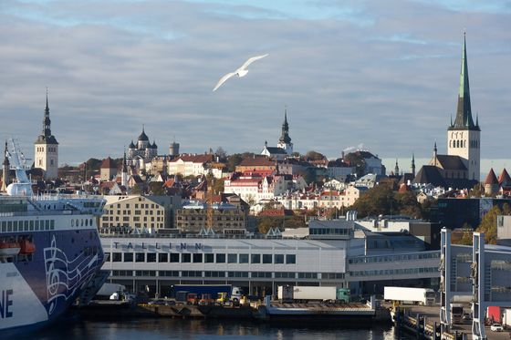Estonia Banks Did $500 Billion in Cross-Border Flows