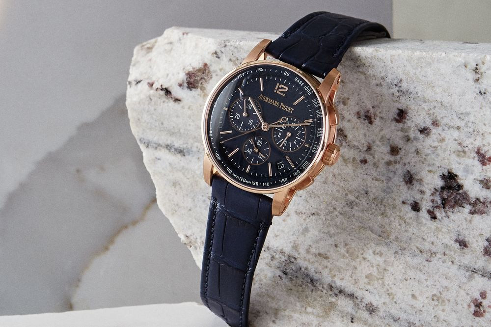 Audemars Piguet Launched a New Line of Watches. This Is the Best One