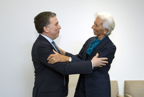 Short on Women, Argentina Fails to Deliver on Pledge to IMF's Lagarde