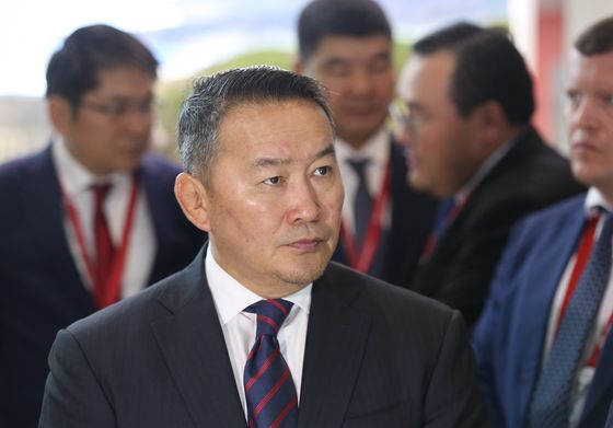 Mongolia Ruling Party Tightens Grip With Landslide President Win