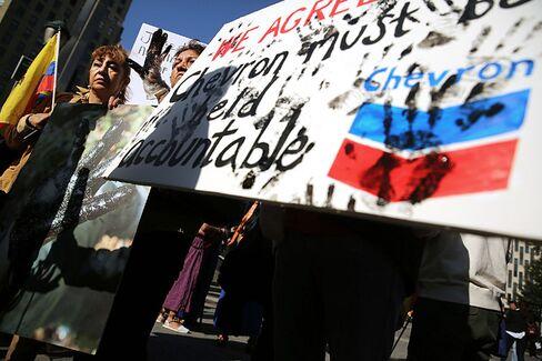 Ecuador Defends Challenged Pollution Verdict Against Chevron