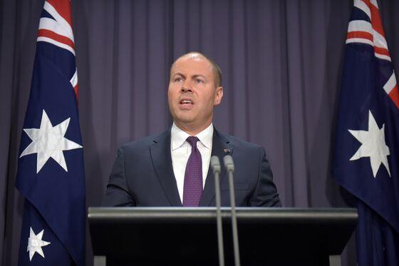 Australia Set to End Longest Run of Budget Deficits Since 1970