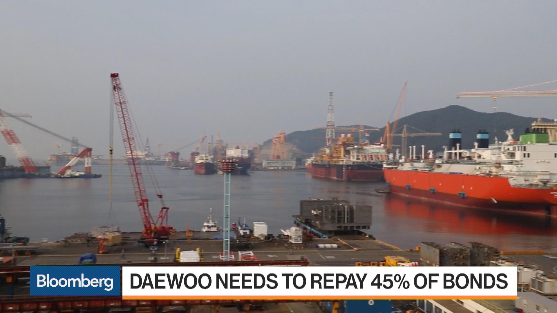 042660:Korea SE Stock Quote - Daewoo Shipbuilding & Marine