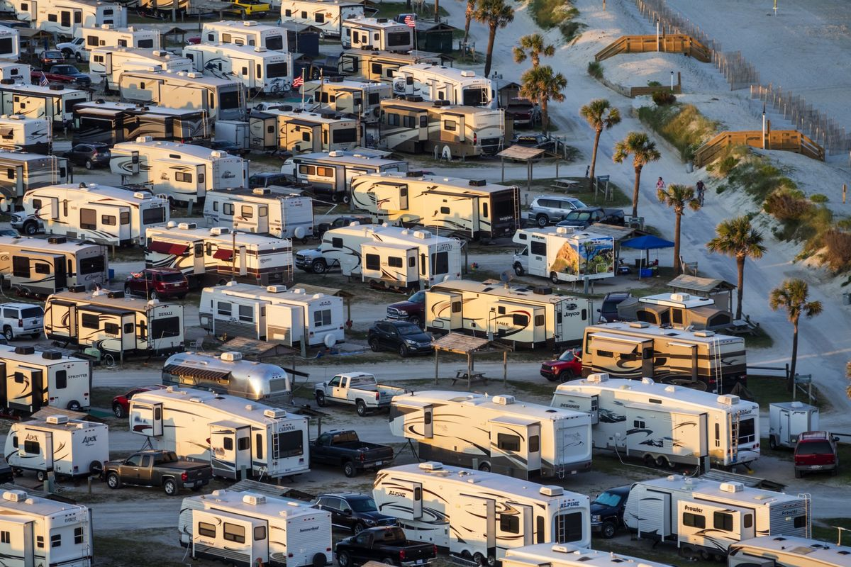 A Decline in RV Sales Is Bad News for Trump