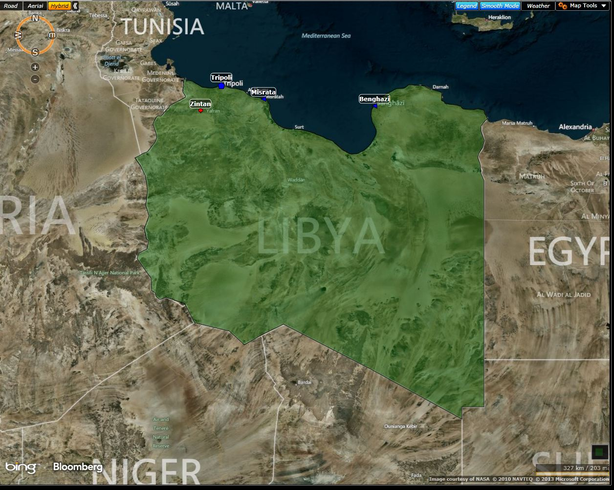 Libya's oil output slumps after fire at pipeline to Key Port