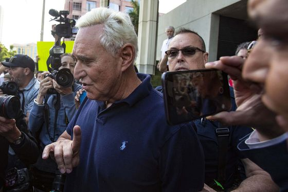 Roger Stone's Arrest May Hurt Trump's 'Love' of Wikileaks
