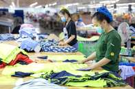 Garment Manufacturing at the Thai Son S.P. Factory as Growth May Exceed Expectations