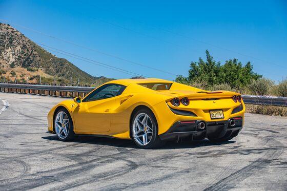 Review: The $297,250 Ferrari F8 Spider Roars, Glides, and Bites